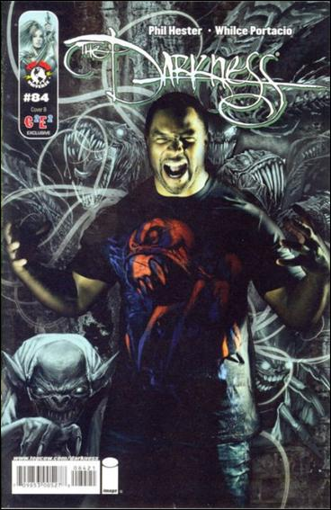 Darkness (1996) 84-B by Top Cow