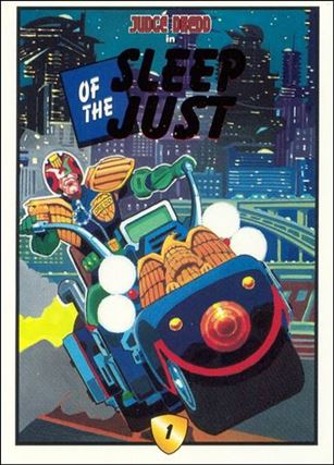Judge Dredd: The Epics (Sleep of the Just Subset) 1-A