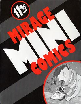 Mirage Mini Comics 1-A by Mirage