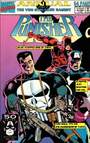 Punisher Annual 4-A