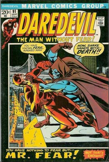 Daredevil (1964) 91-A by Marvel