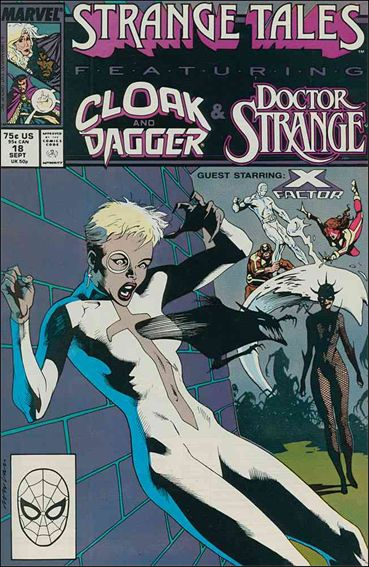Strange Tales (1987) 18-A by Marvel