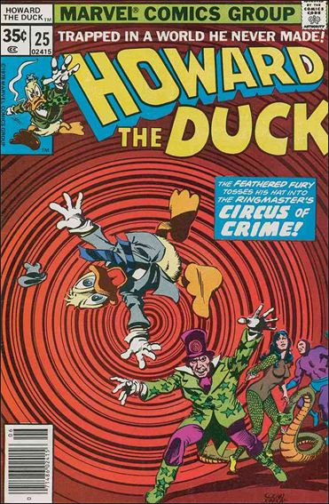 Howard the Duck (1976) 25-A by Marvel