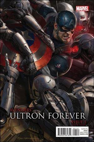 Avengers: Ultron Forever 1-D
