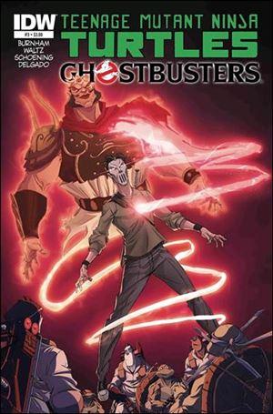 Teenage Mutant Ninja Turtles / Ghostbusters 3-A