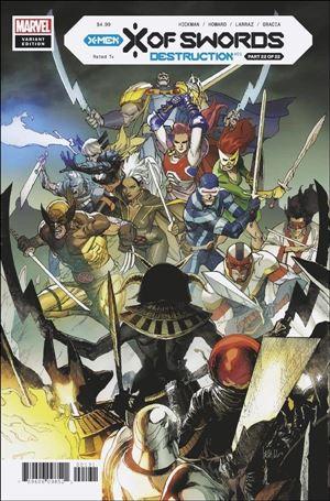 X of Swords: Destruction 1-B