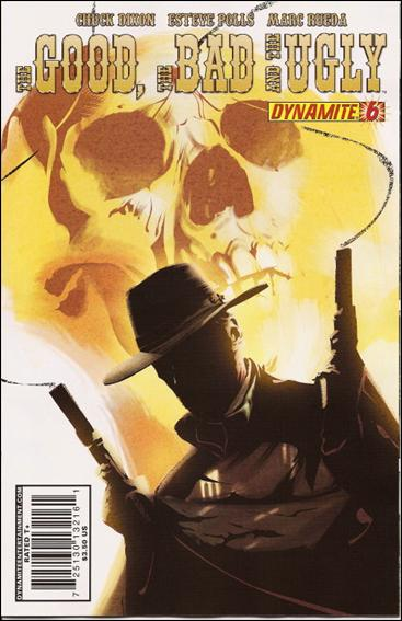Good, the Bad and the Ugly 6-A by Dynamite Entertainment