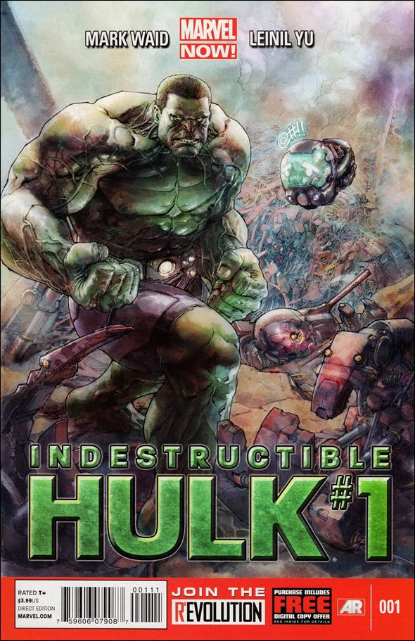 Indestructible Hulk 1-A by Marvel