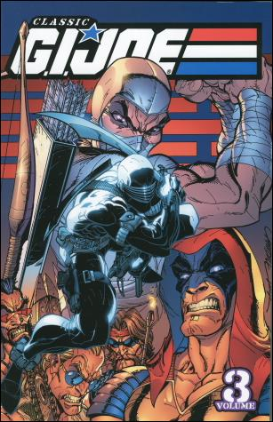 Classic G.I. Joe 3-A by IDW