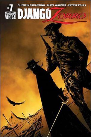 Django/Zorro 7-A