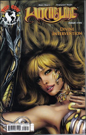 Witchblade (1995) 105-A by Top Cow