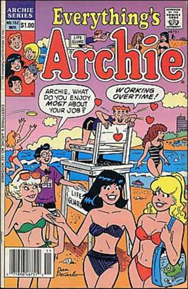 Everything's Archie 152-A by Archie