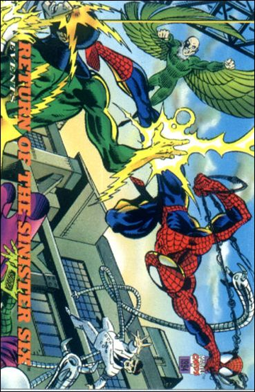 Amazing Spider-Man (Base Set) 135-A by Fleer