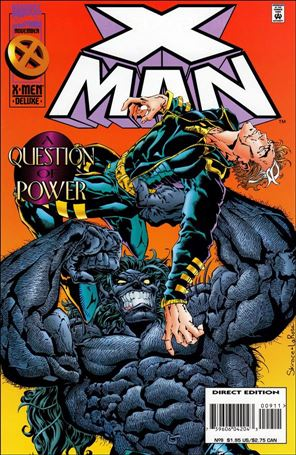 X-Man 9-A