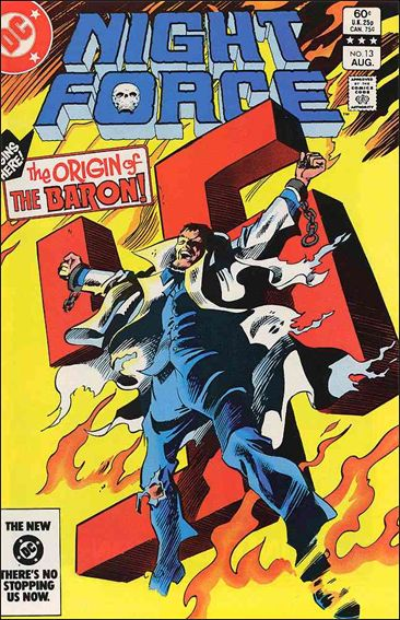 Night Force (1982) 13-A by DC