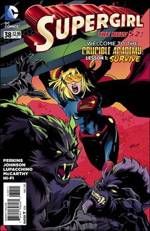 Supergirl (2011) 38-A