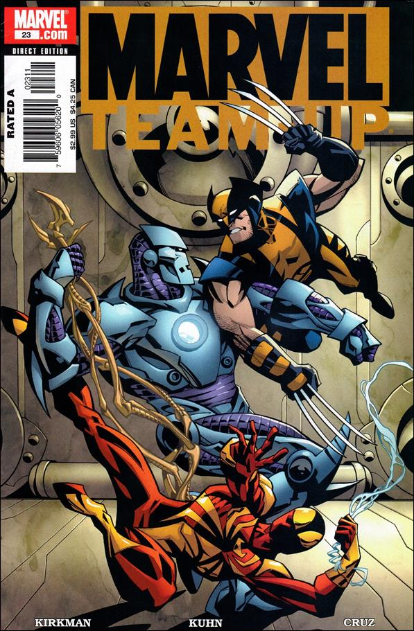 Marvel Team-Up (2005) 23-A by Marvel
