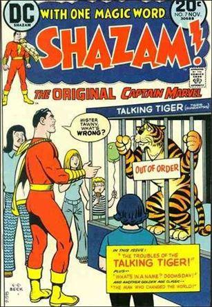 Shazam! 7-A