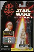 "Star Wars: Episode I 3 3/4"" Basic Action Figures Anakin Skywalker (Tatooine) (Blue Pack) (No Logos)"