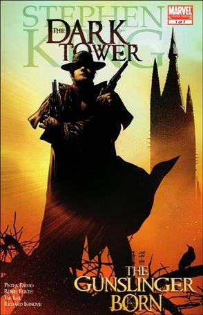 Dark Tower: The Gunslinger Born 1-A