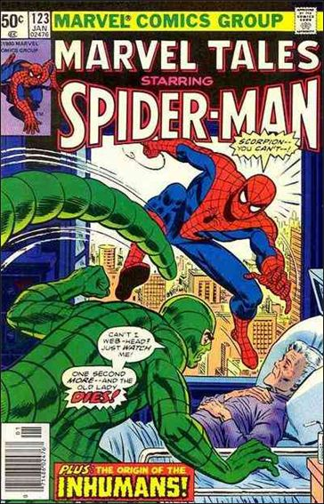 Marvel Tales (1966) 123-A by Marvel