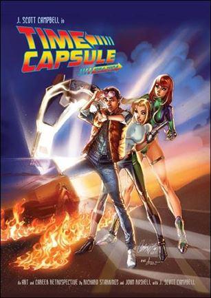 J. Scott Campbell Time Capsule nn-B
