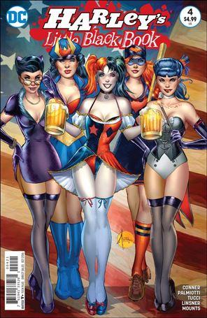 Harley's Little Black Book 4-B