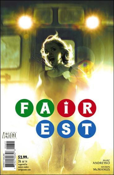 Fairest 26-A by Vertigo