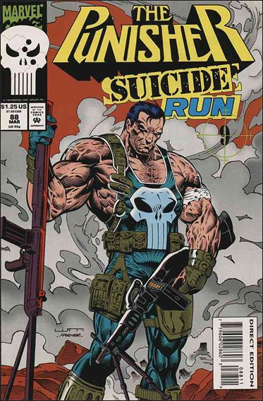 Punisher (1987) 88-A by Marvel