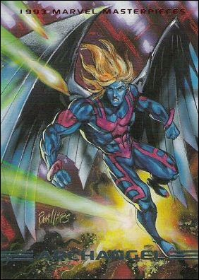 1993 Marvel Masterpieces (Base Set) 16-A by SkyBox