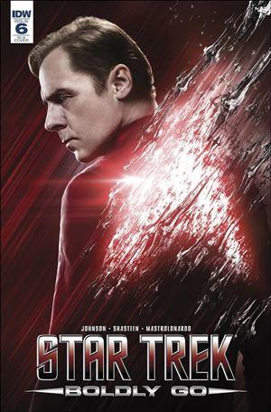 Star Trek: Boldly Go 6-C