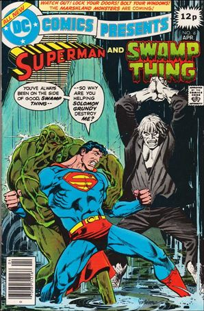 DC Comics Presents (1978) 8-B
