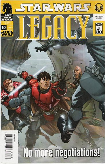 Star Wars: Legacy (2006) 10-A by Dark Horse