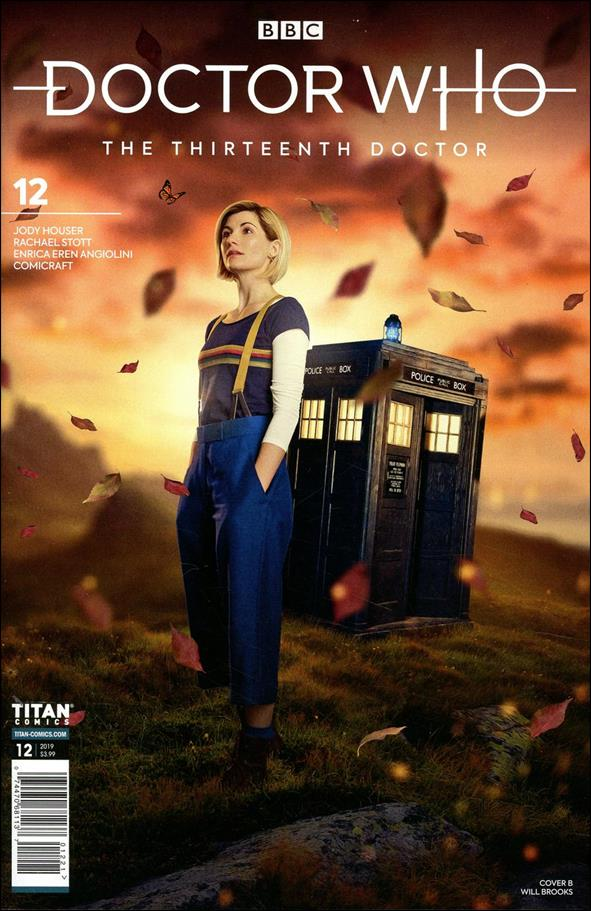 Doctor Who: The Thirteenth Doctor 12-B by Titan
