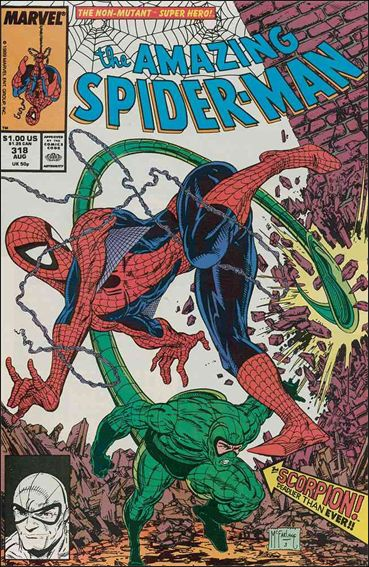 Amazing Spider-Man (1963) 318-A by Marvel