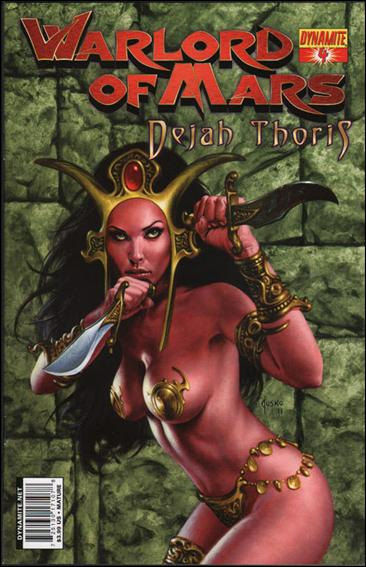 Warlord of Mars: Dejah Thoris 4-B by Dynamite Entertainment