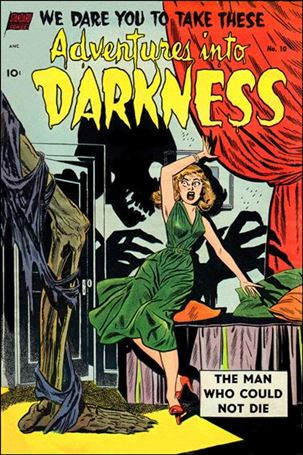 Adventures into Darkness 10-A
