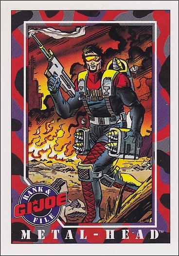 G.I. Joe (Base Set) 34-A by Impel