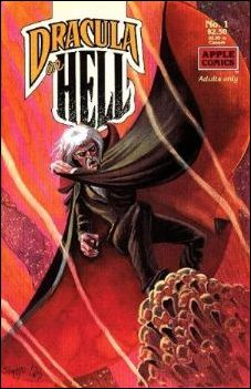 Dracula in Hell 1-A by Apple