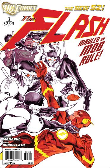 Flash (2011) 3-A by DC