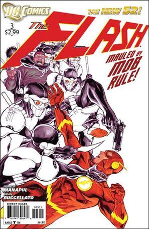 Flash (2011) 3-A