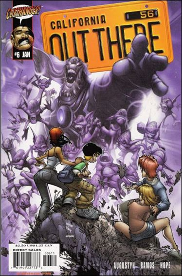 Out There 6-A by WildStorm