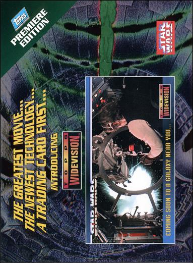 Star Wars Widevision (Promo) nn-A by Topps