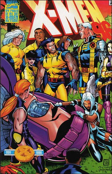 X-Men Annual 1996-A by Marvel