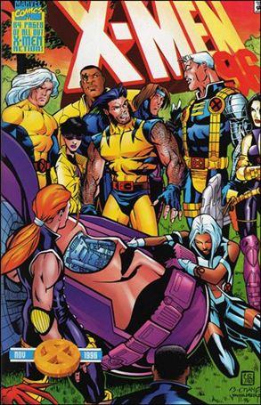 X-Men Annual 1996-A