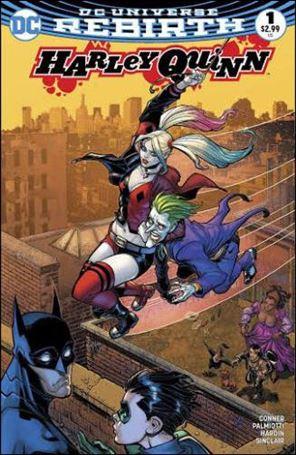 Harley Quinn (2016) 1-SQ