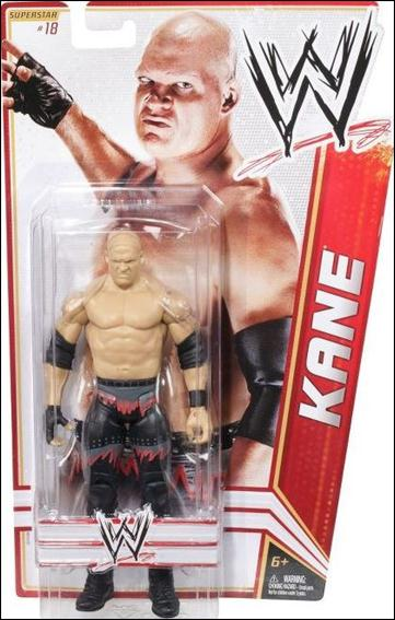 WWE Superstars (2012) Kane by Mattel