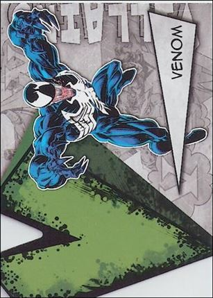 Marvel Beginnings: Series 3 (Villains Die-Cut Subset) V-45-A