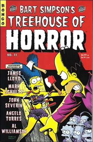 Treehouse of Horror 11-A