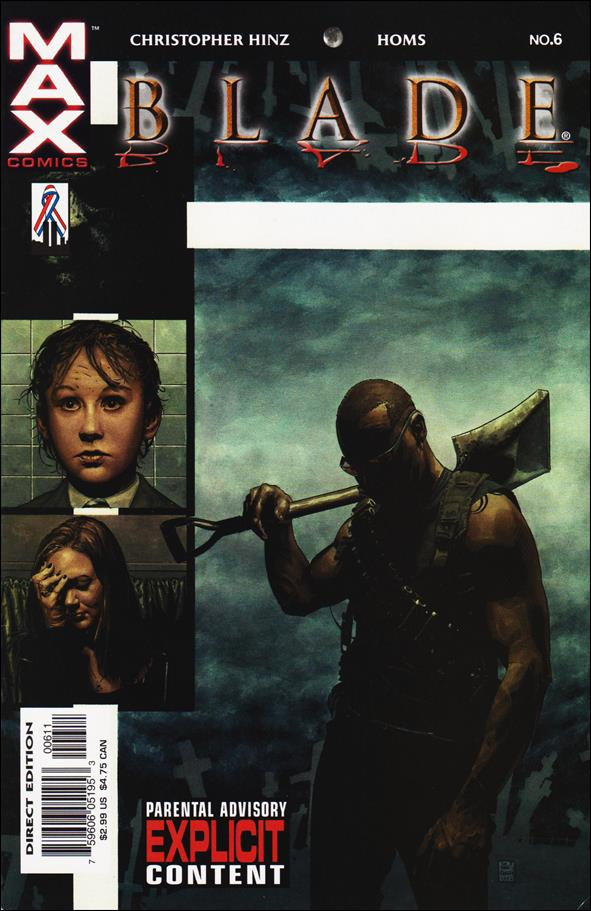 Blade (2002) 6-A by Max